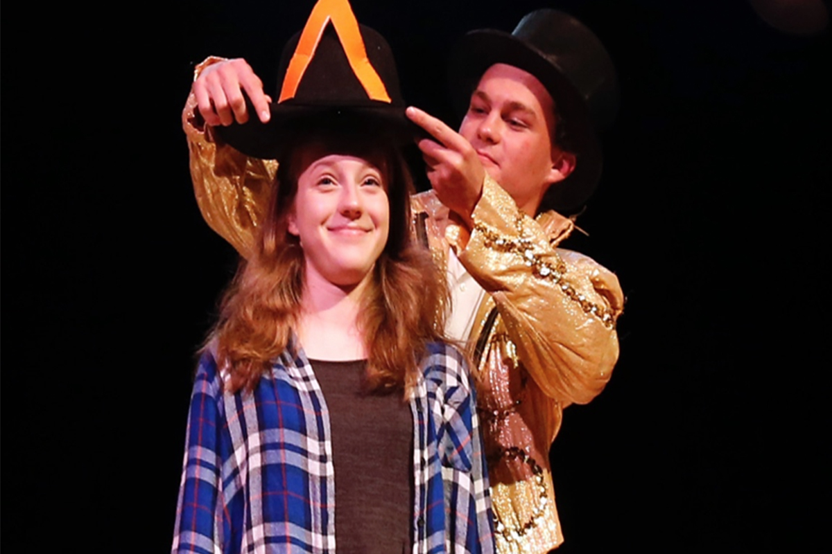 Theatre-Based Intervention for ASD