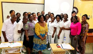After Ebola: Bringing Ophthalmology Training to Liberia