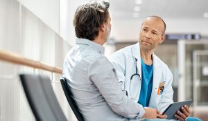Building a Digital Tool for Prostate Cancer Decision-making