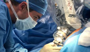 ROSA<sup>®</sup> Brain Offers Precision, Guidance for Neurosurgery