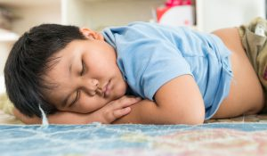 Obesity Puts More Children at Risk for OSA