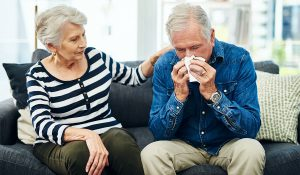 The Aging Immune System: Lessons from Chronic Sinusitis