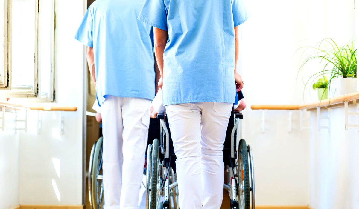 National Nursing Home Staffing Well Below Expectations