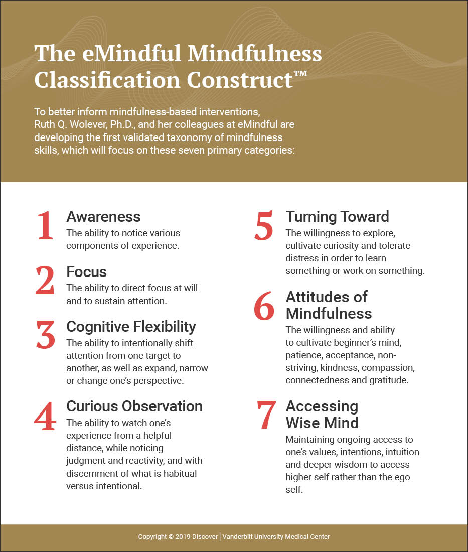 First Validated Taxonomy of Mindfulness Skills
