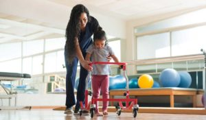 Overcoming Barriers in Pediatric Rehabilitation