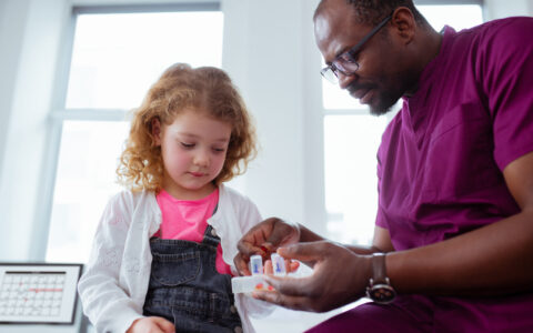 A Surprise About Side Effects in Children Taking Sertraline