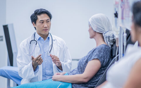 First Phase 3 Trial for Advanced Anal Cancer