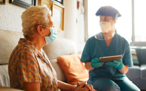 Forging a Shield for Thousands of Long-Term Care Patients