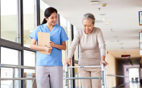 Enhanced Recovery for A Geriatric Hip Fracture